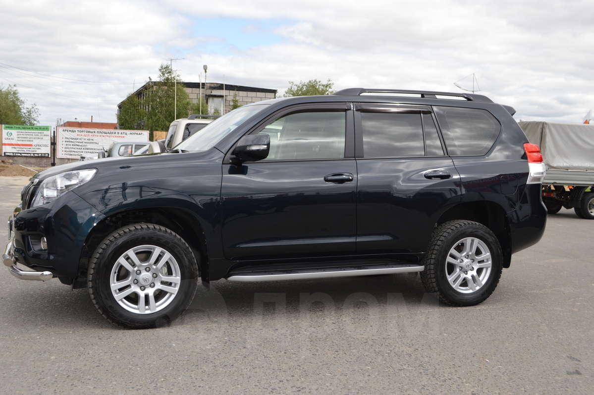 Купить автомобиль Toyota Land Cruiser Prado - Тюмень