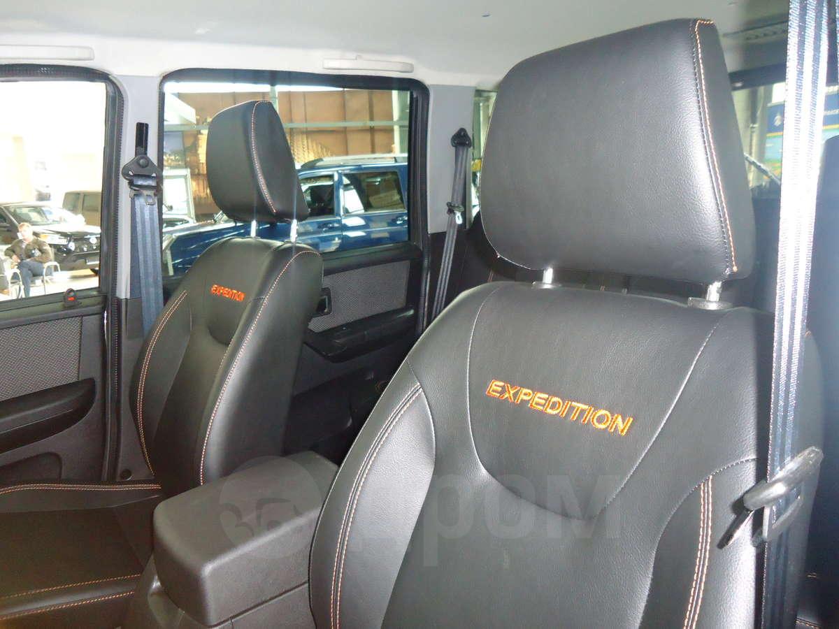 УАЗ Патриот (2 15-2 16) - фото, цена, характеристики