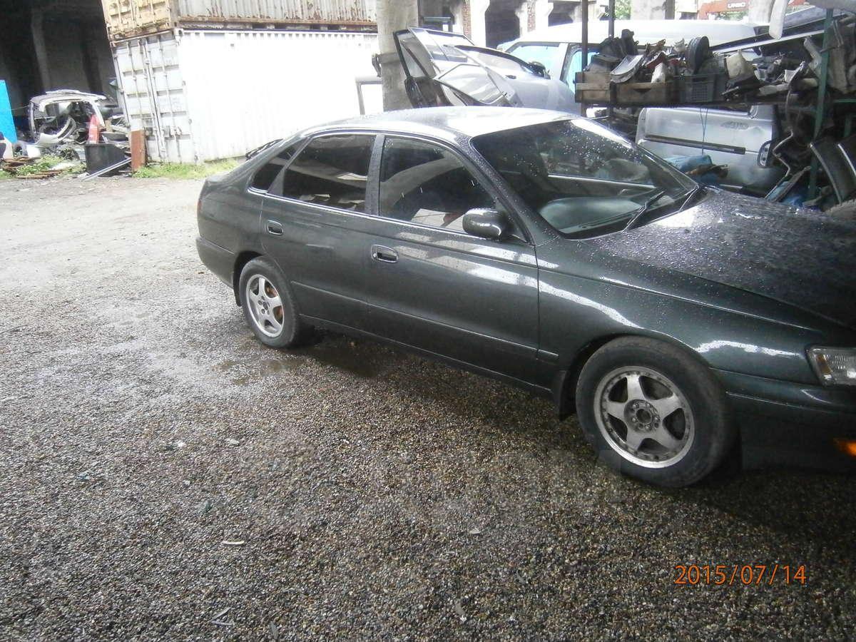 Toyota Корона сф 1992 #9