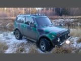 Усть-Илимск ВАЗ Нива 2121 1995