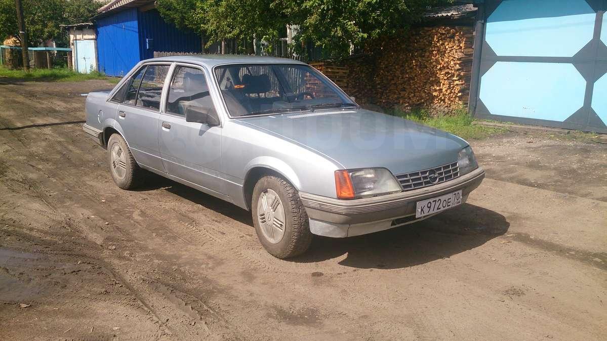Авто Opel Rekord 83 года в Асино, На полном ходу состояние хорошее ...