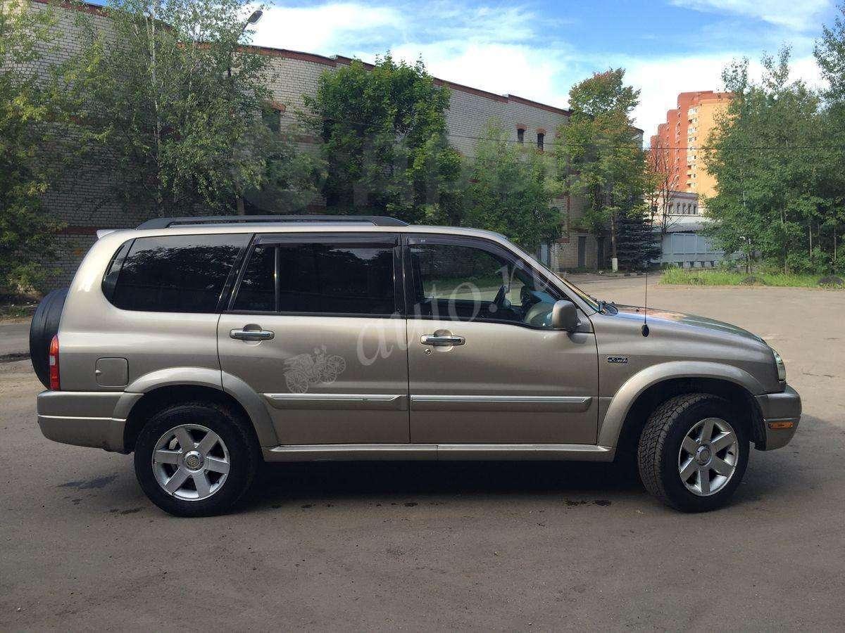 Продажа Suzuki Vitara (Сузуки Витара) в России