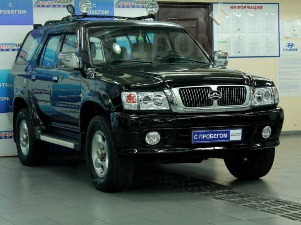 Great wall - китайские автомобили greatwall motors