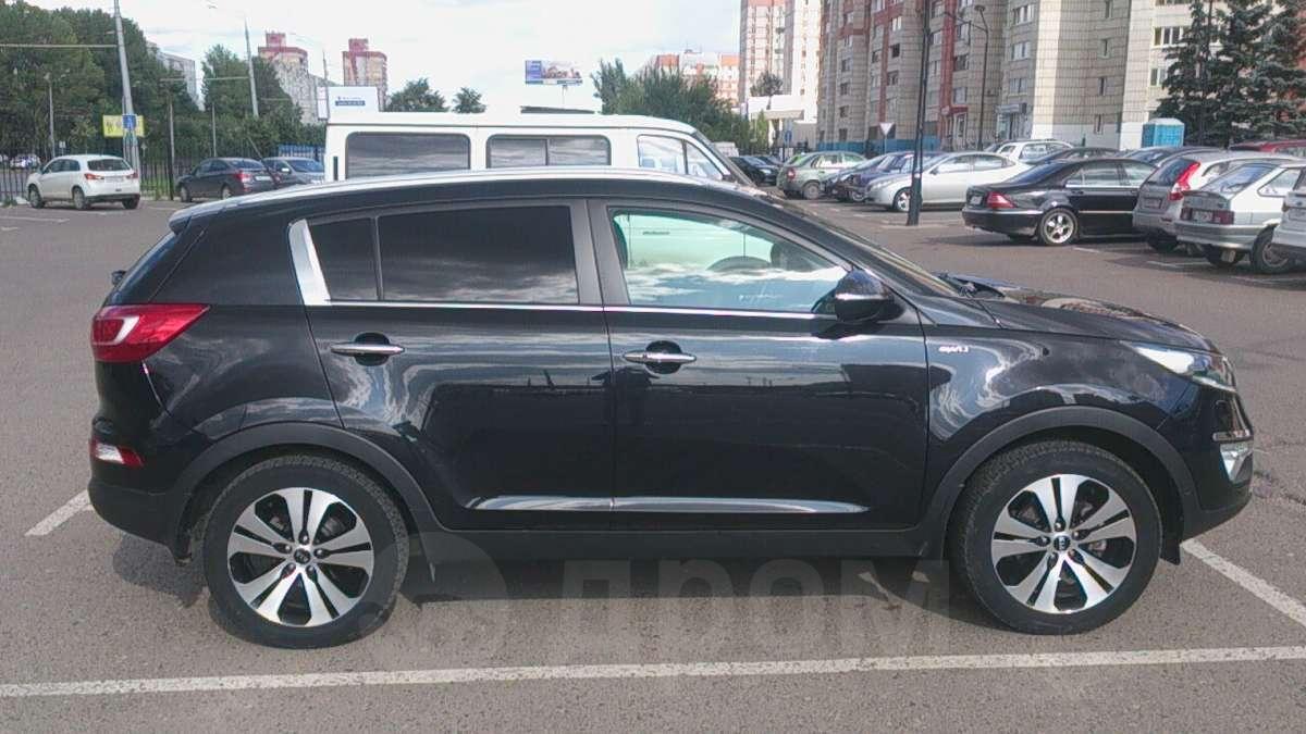 Купить б/у Kia Sportage с пробегом: продажа - Auto ru