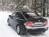 Красноуфимск Хонда Цивик 2007