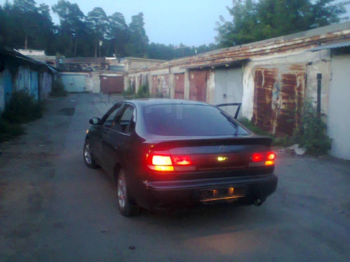 Toyota Корона сф 1992