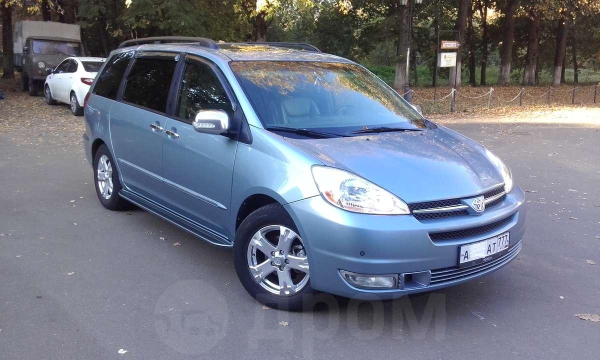 Toyota Sienna Club - Как подобрать шины и диски