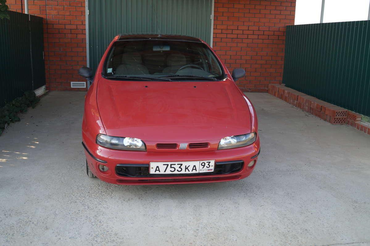 автомобиль фиат браво 1997 год