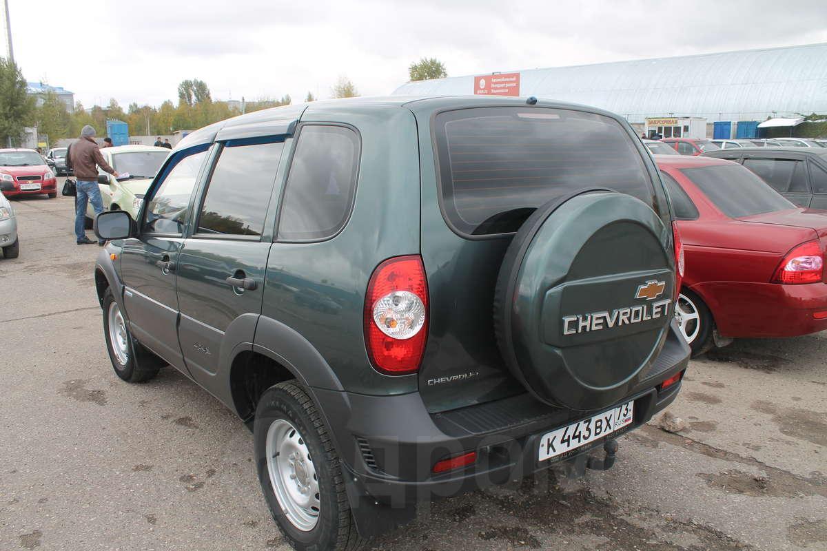 Купить chevrolet niva – продажа подержанных и - Avito ru
