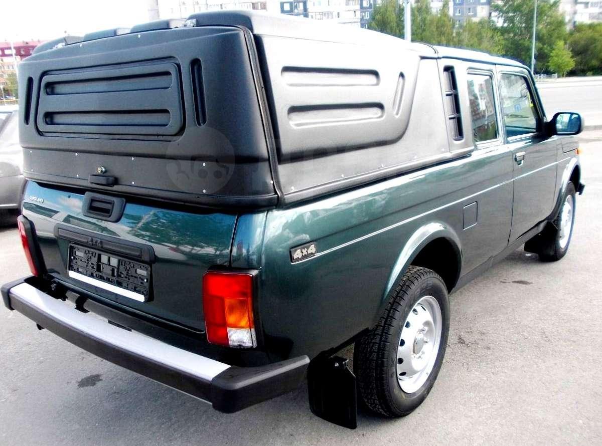 Нива пикап (ВАЗ-2329) - Новые модели Lada