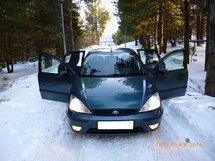 Ford Focus 2001 ����� ��������� | ���� ����������: 12.12.2015