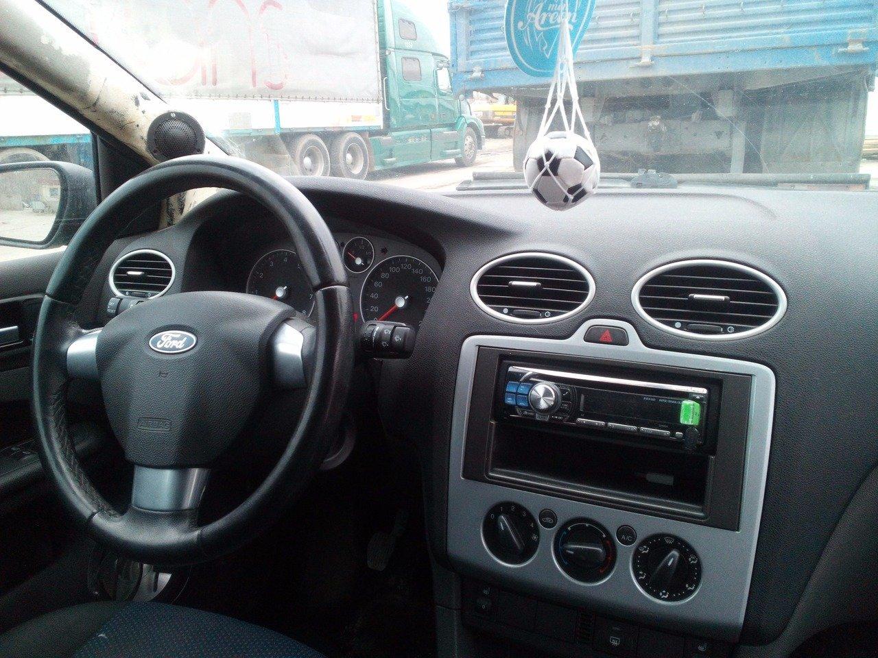 Ford Focus 1 — FFClub | Форум
