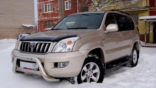 toyota land cruiser 2006 отзывы владельцев