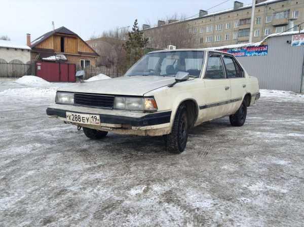 Toyota Корона 1982