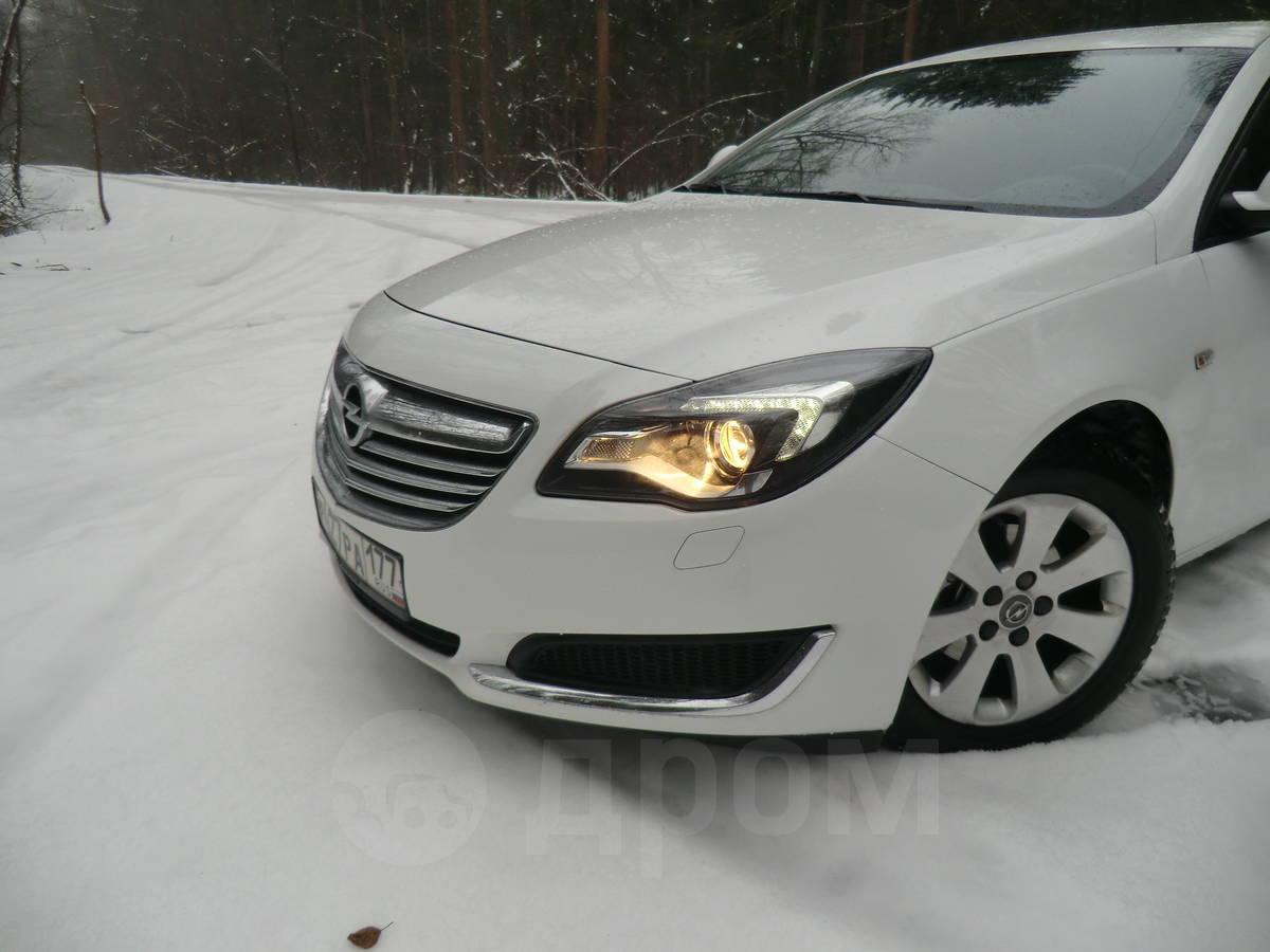 Opel Insignia - цена, характеристики, фото - Wroom ru
