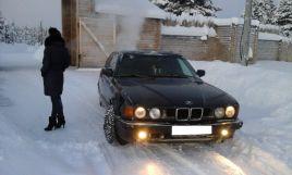 BMW 7-Series 1993 отзыв владельца | Дата публикации: 15.01.2016