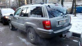 Jeep Grand Cherokee 2000 отзыв владельца | Дата публикации: 14.09.2015