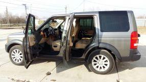 Land Rover Discovery 2008 отзыв владельца   Дата публикации: 21.01.2016