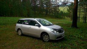 Nissan Wingroad 2011 отзыв владельца | Дата публикации: 05.01.2016