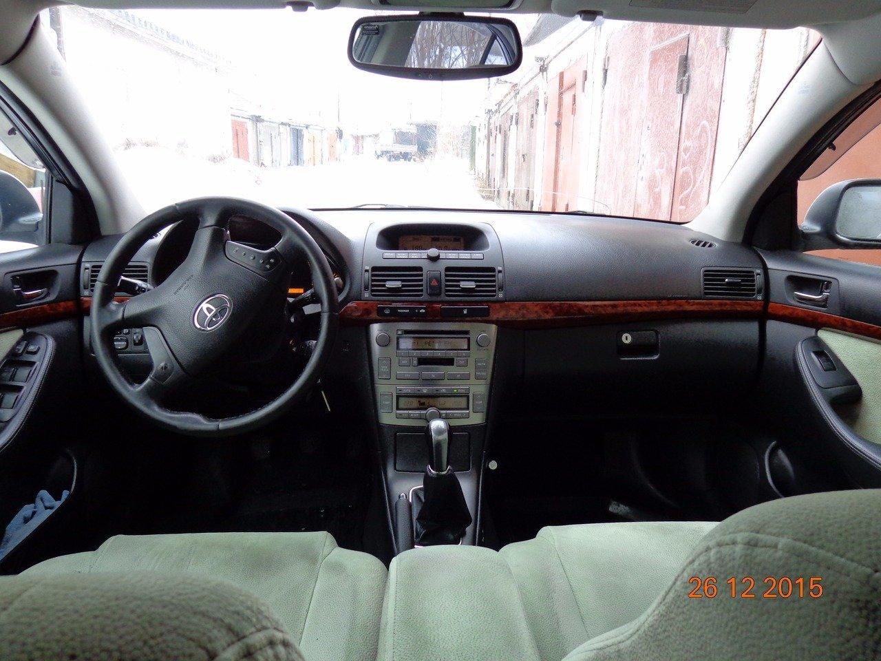 нет искры Toyota Карина #6