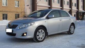 Toyota Corolla 2008 отзыв владельца | Дата публикации: 04.07.2014