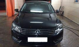 Volkswagen Passat 2012 отзыв владельца | Дата публикации: 28.01.2016