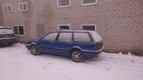 Volkswagen Passat 1991 отзыв владельца | Дата публикации: 29.01.2016