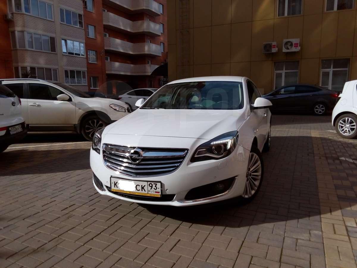 Новый Опель Инсигния (Opel Insignia new) 2 15-2 14