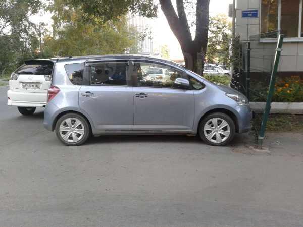 Toyota ractis, 2011 год, 600 000 руб