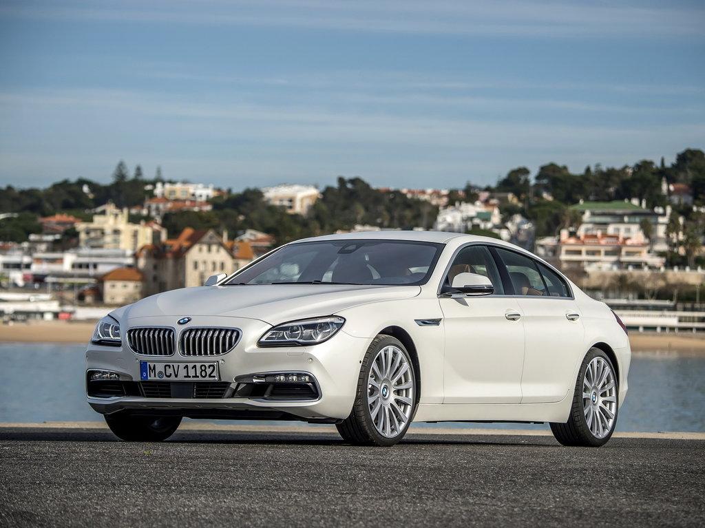 демонстрация новой версии автомобиля bmw gran coupe к новой версии к автомобилю bmw