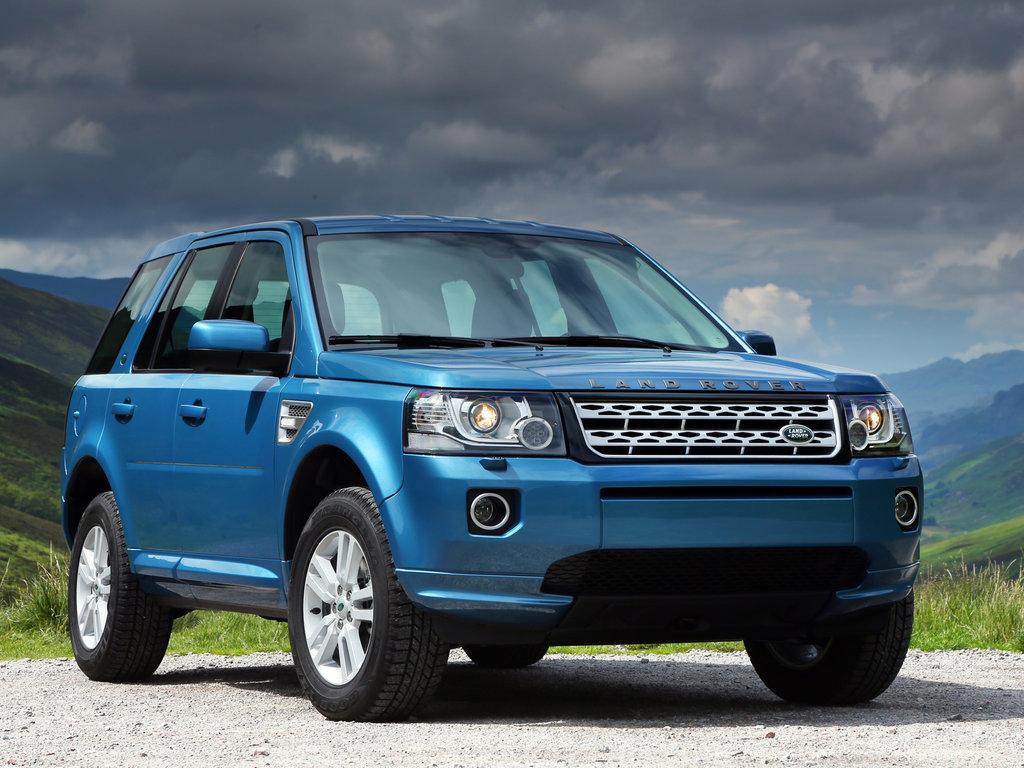 Запчасти для Land Rover Freelancer