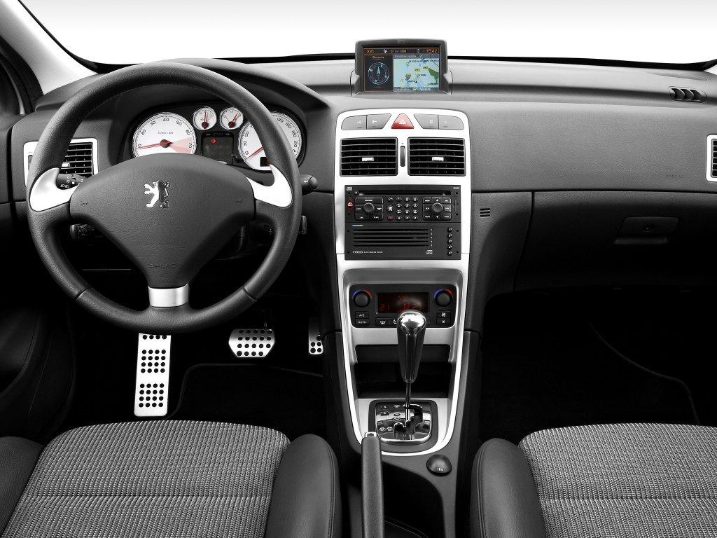 Технические характеристики Peugeot 407 / Пежо 407 ...