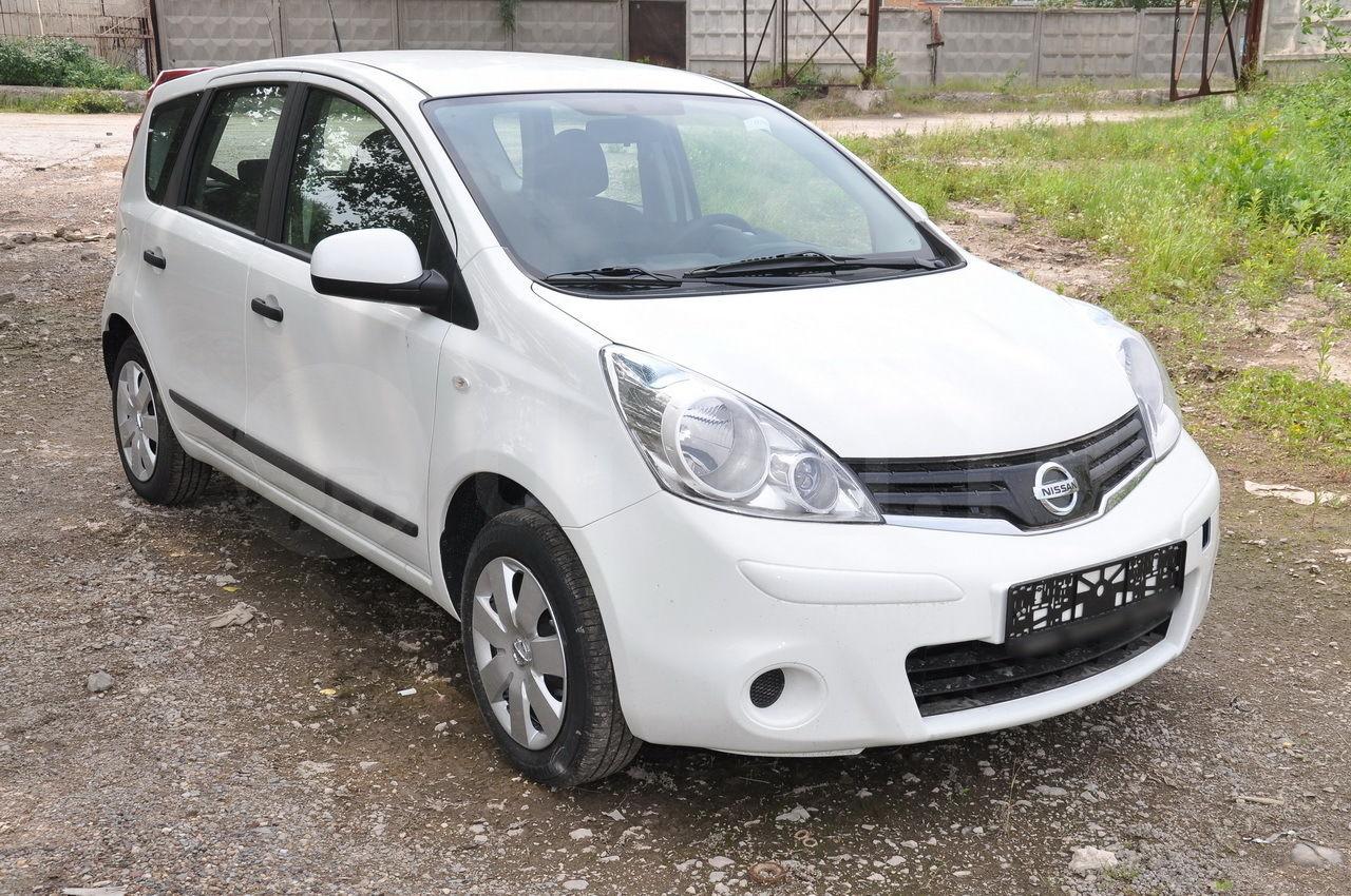 отзывы об автомобиле nissan note 1.4 мт