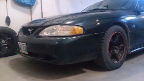 Ford Mustang 1995 отзыв владельца | Дата публикации: 20.09.2014