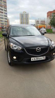 Mazda CX-5 2013 отзыв владельца | Дата публикации: 06.03.2016
