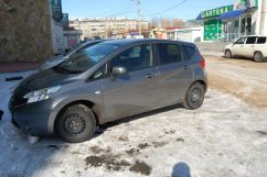 Nissan Note 2014 ����� ���������