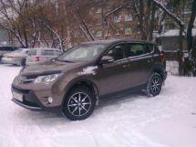Toyota RAV4 2013 отзыв владельца | Дата публикации: 18.03.2016