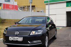 Volkswagen Passat 2013 отзыв владельца | Дата публикации: 04.08.2014