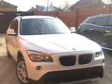 ��������� BMW X1 2011