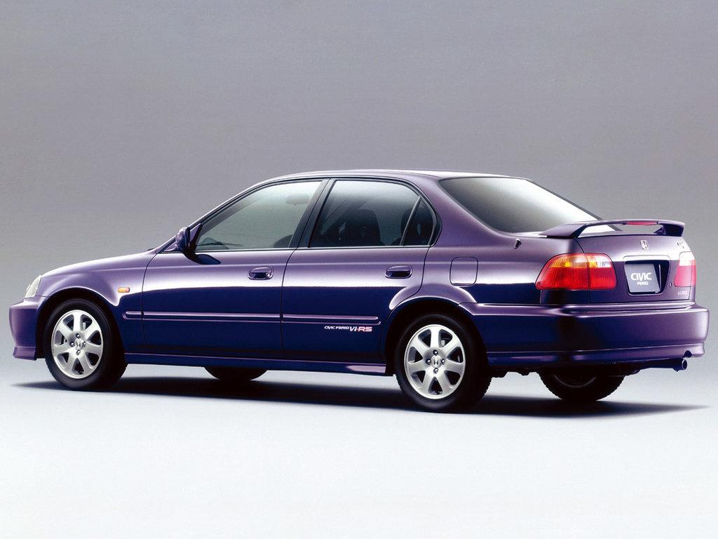 honda civic 1999 1.6 седан характеристики