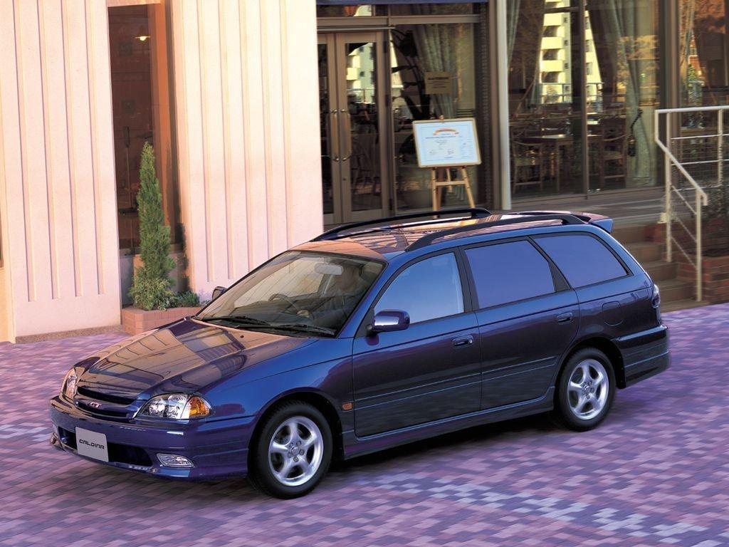 Toyota Caldina 1997 - 1999