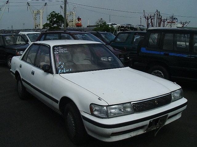 toyota mark 2 lx80
