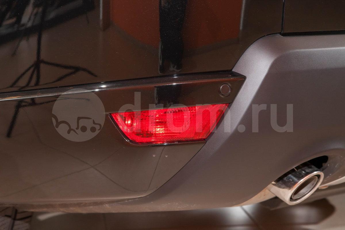 Задние противотуманные фонари: да