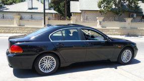 BMW 7-Series 2003 отзыв владельца | Дата публикации: 13.04.2016