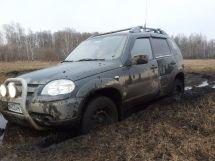 Chevrolet Niva 2011 отзыв владельца | Дата публикации: 28.10.2014