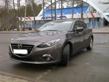 Mazda Mazda3 2015 отзыв владельца | Дата публикации: 04.11.2015