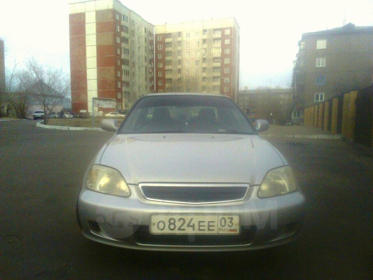 honda civic ferio 1999 год фото двигателя