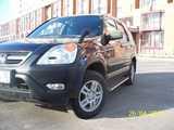 Иркутск Хонда ЦР-В 2003