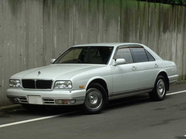 nissan cima v 6 turbo 1994 год