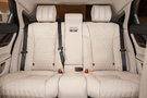 Второй ряд сидений: Два отдельных задних сиденья с электрорегулировками (стандарт)/ Два отдельных задних сиденья с электрорегулировками и функцией массажа (опция)